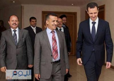 معلومات صادمة للحوثيين يكشفها البخيتي حول رفض الخارجية السورية لقرار اللجنة الثورية وإعترافها بالرئيس هادي وحكومته الشرعية