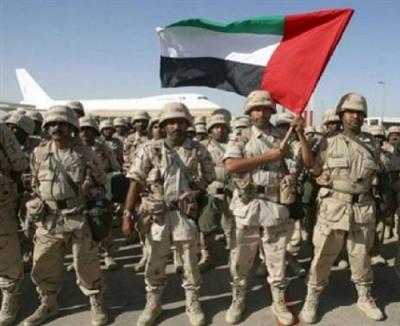 الإمارات تتقدم بطلب إلى أمريكا لمساعدتها في اليمن