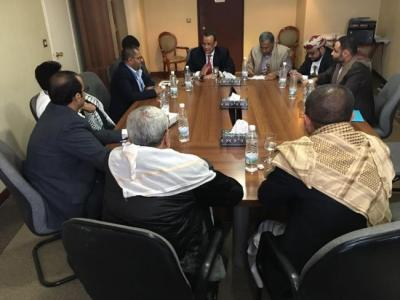 قيادي حوثي يكشف موعد مغادرة وفد الحوثيين والمؤتمر  إلى الكويت