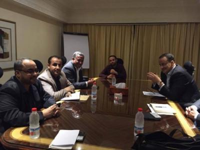 لهذا السبب شن الحوثيون هجوماً على المبعوث الأممي ولد الشيخ وقاموا بخداع أنصارهم