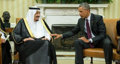أوباما يصل السعودية وسط توتر في العلاقات السعودية الأمريكية وملفات معقدة سيتم بحثها بين الطرفين ( تفاصيل)