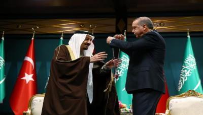 أسباب التقارب السعودي - التركي ومستقبل ذلك التقارب