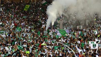 الأهلي بطلا للدوري السعودي لأول مرة منذ 32 عاما