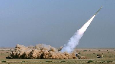 من هذه المنطقة تم إستهداف مطار عدن بالصواريخ صباح اليوم
