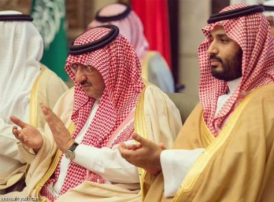 ولي العهد السعودي الأمير محمد بن نايف يكشف لأول مره عن طبيعة العلاقة بينه وبين الأمير محمد بن سلمان بعد تسريبات عن وجود خلاف بينهما