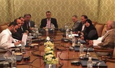 تدخل  جديد لأمير الكويت لإنقاذ المحادثات اليمنية من الفشل
