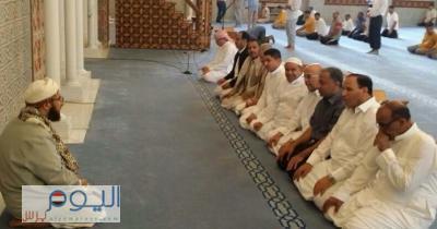 شاهد الصورة التي التي تسعد اليمنيين من الكويت ..  الفرقاء يجتمعون