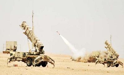 """بيان صادر عن قيادة """" التحالف """" بشأن القصف الصاروخي الذي تعرضت له السعودية من الأراضي اليمنية"""