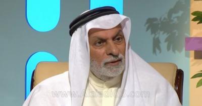"""المفكر الكويتي الدكتور """" النفيسي """"  يكشف عن الحل الوحيد للأزمة اليمنية"""
