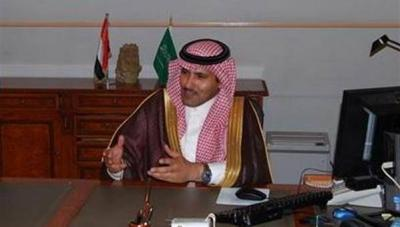 وفد الحوثيين في ضيافة السفير السعودي