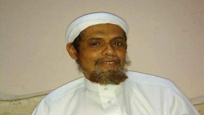 الهيئة الإدارية لجمعية الإحسان الخيرية تستنكر اعتقال رئيسها الشيخ عبد الله اليزيدي أحد علماء حضرموت ( نص البيان)