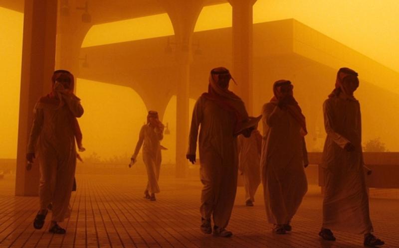 3 مدن سعودية في قائمة أسوأ مدن العالم تلوثاً