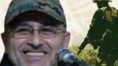 حزب الله يشيع بدر الدين وسط إجراءات أمنيه مشدده