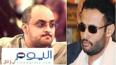 هذا ما حدث بين القيادي في المؤتمر ياسر العواضي والقيادي الحوثي مهدي المشاط في الكويت