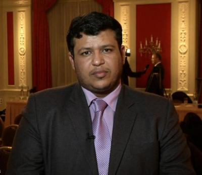 رئيس الوفد الإستشاري الحكومي في مشاورات الكويت يكشف عن ممارسات حوثيه تنذر بكارثه