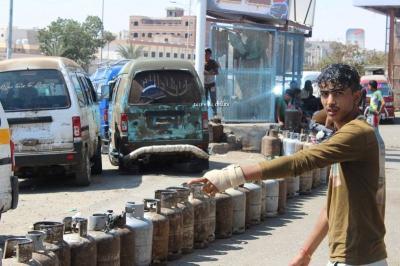 هذا ما يحدث الآن بالعاصمة صنعاء هلع كبير في أوساط المواطنين