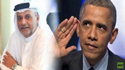 """إماراتي يعرض على أوباما """"وظيفة مغرية"""""""