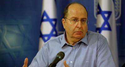 وزير الدفاع الإسرائيلي يستقيل من منصبه .. ويكشف السبب