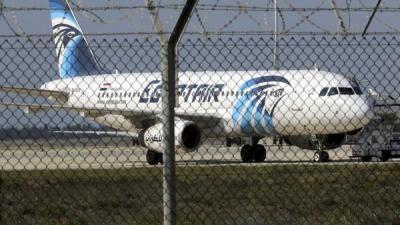 وأخيراً .. مصر تعثر على حطام الطائرة المنكوبة
