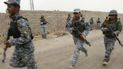 """بعد إقتحام مكتب رئيس الوزراء العراقي """" العبادي """" .. بغداد تعلن حضر التجوال"""