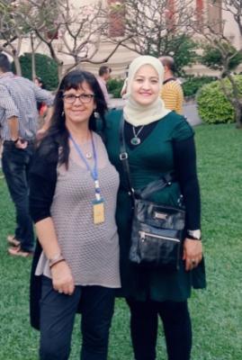 د.سناء الشعلان عضو تحرير المجلة العالمية