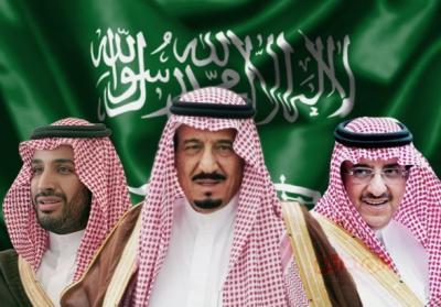 برقية تهنئة من الملك سلمان وولي عهده إلى الرئيس هادي