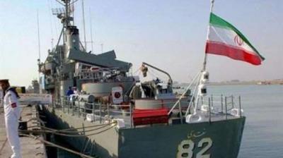 إيران تعترف بإحتجاز سبع سفن لها على السواحل اليمنية
