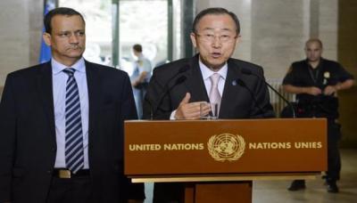أبرز ما جاء في إجتماع مجلس الأمن الدولي حول اليمن ( تفاصيل)