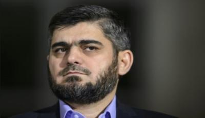 """""""علوش"""".. كبير مفاوضي المعارضة السورية يستقيل"""