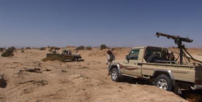 مواجهات عنيفة في الجوف وإصابة أحد المشائخ الموالي للحوثيين