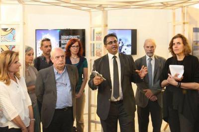 العمارة والحضارة اليمنية في معرض دولي بمدينة البندقية في إيطاليا ( تفاصيل - صور)