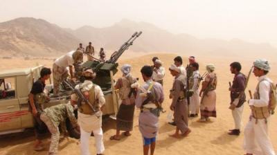 الحوثيون يستعيدون موقعين بعد معارك عنيفة  مع الجيش والمقاومة في شبوة