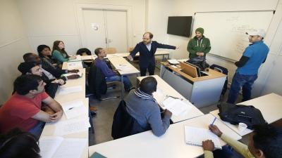 اللغة العربية تدخل رسميا في المدارس الفرنسية