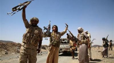 تبادل عشرات الأسرى بين المقاومة  والحوثيين في تعز