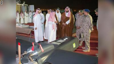 بالصورة .. السعودية تبدأ بتصميم وإنتاج طائرات بدون طيار