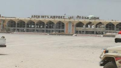 تفاصيل ومعلومات جديدة حول سبب المواجهات المسلحة التي إندلعت في محيط مطار عدن مساء اليوم .