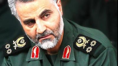 تعيين القائد العسكري في الحرس الثوري الإيراني قاسم سليماني بمنصب رفيع في العراق