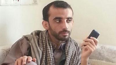 شاهد بالصور .. هذا هو القيادي الحوثي البارز الذي قتل اليوم مع مرافقوه بغارة جويه