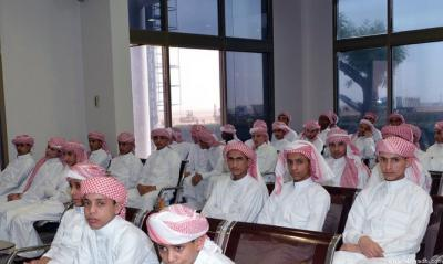 أول رد حوثي رسمي على نشر السلطات السعودية صوراً لأطفال قاتلوا مع الحوثيين في الحدود وتم الإفراج عنهم ( صور)