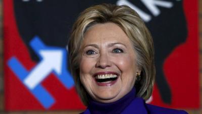 كلينتون تفوز بترشيح الحزب الديمقراطي لانتخابات الرئاسة الأمريكية