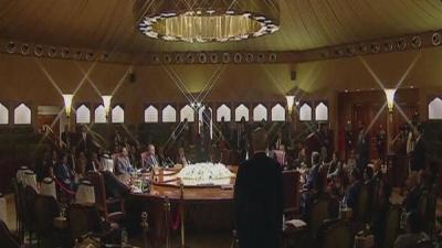 مشروع اتفاق وشيك بتدخل دولي لحل الأزمة اليمنية - تفاصيل