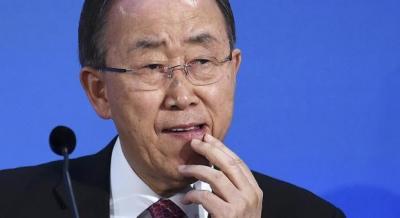 تطورات جديدة واتهامات بين الأمم المتحدة والسعودية .. بان كي مون يعترف بضغوط سعودية وسفير السعودية لدى الأمم المتحدة يرد