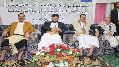 محمد علي الحوثي يصدر توجيه يعيد قوات الأمن الخاصة إلى ما قبل هيكلة الجيش والأمن ( تفاصيل)
