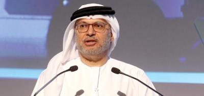 """أبرز ما قاله الوزير الإماراتي """" قرقاش """" .. هاجم الرئيس السابق صالح وحزب الإصلاح  وأشار إلى إنتهاء مهمة الإمارات في اليمن"""