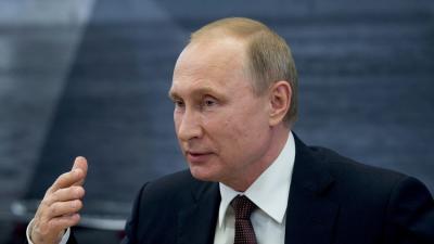 بوتين : صاروخ أمريكي جديد سيمثل تهديدا للقدرات النووية الروسية