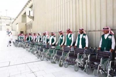 سوق سوداء داخل الحرم المكي وإبتزاز للمرضى والمسنين تكشف تفاصيله صحيفة سعودية
