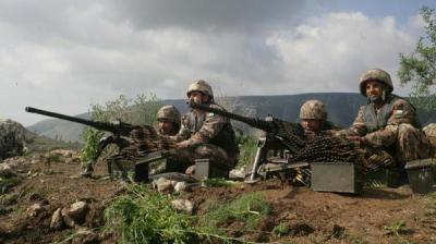 مقتل 6 جنود أردنيين بسيارة مفخخة قرب الحدود السورية