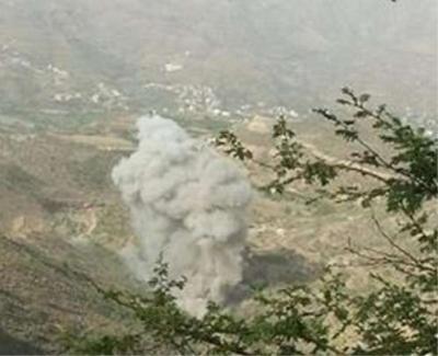 الحوثيون يقدمون على جريمة شنيعة وينفذون إعدامات بدم بارد ويفجرون أحد المنازل ( الأسماء - صورة)