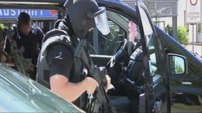 هجوم مسلح على مجمع لدور سينما غرب ألمانيا ومقتل المُنفذ