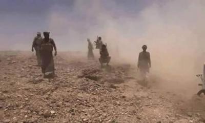 تطورات جديدة في الجوف والجيش والمقاومة يسيطرون على مناطق هامة ويقتربون من أهم معاقل الحوثيين ( أسماء المناطق )